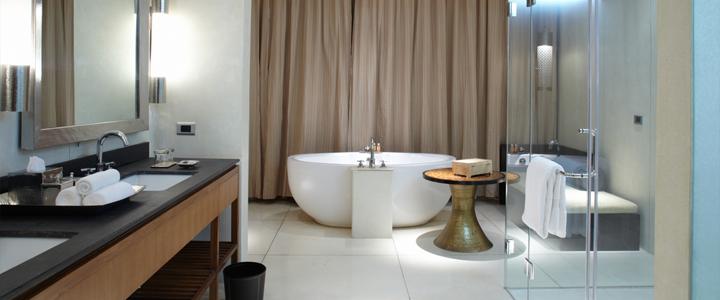 Elegantes-Badezimmer