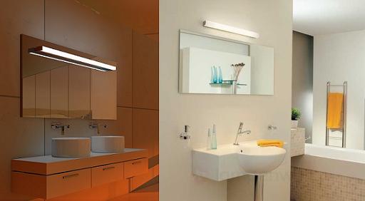 Die richtige Beleuchtung im Bad erfordert Finesse. Stimmungsvolles Licht ist schön, doch vor dem Spiegel darf eine helle Lichtquelle nicht fehlen.