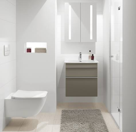 Kleines Badezimmer planen: Tipps + Ideen zum Einrichten |MeinStil ...